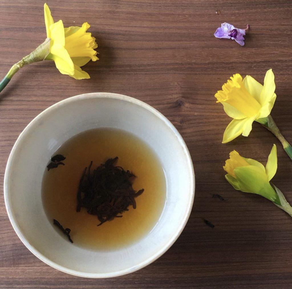 Balhyocha bowl style tea