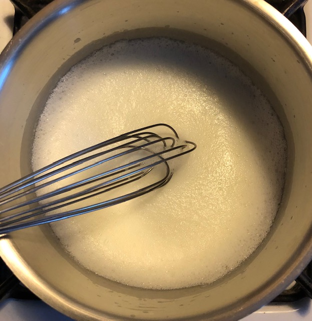 How to froth milk on the stovetop